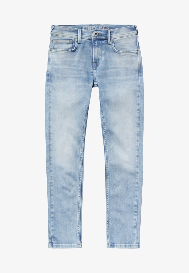 Pepe Jeans - FINLY - Straight leg jeans - blue