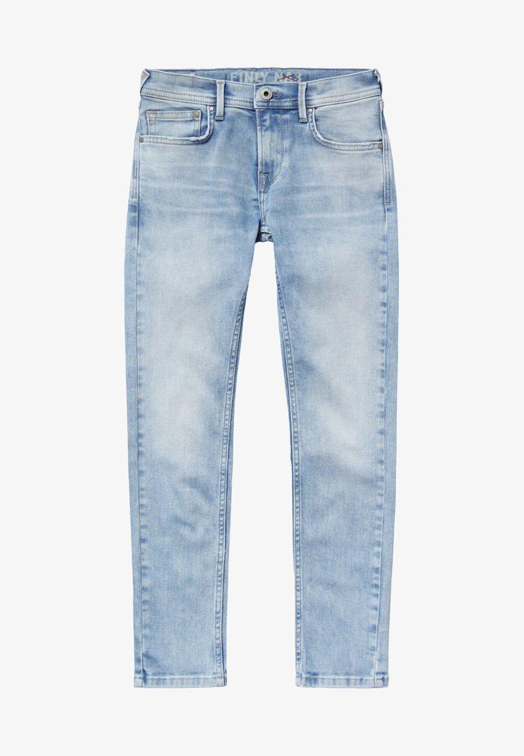 Pepe Jeans - FINLY - Jean droit - blue