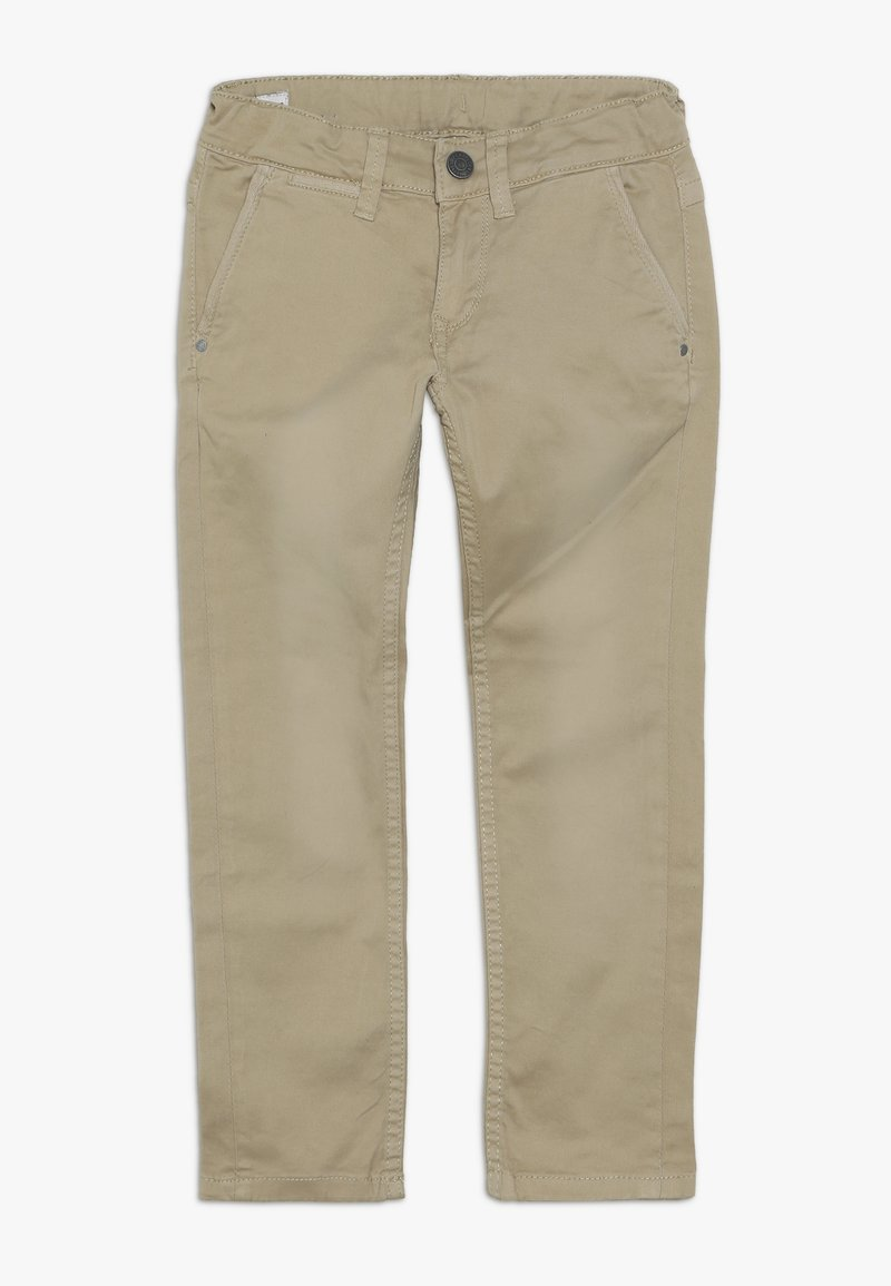 Pepe Jeans - BLUEBURN - Chino - light biscuit