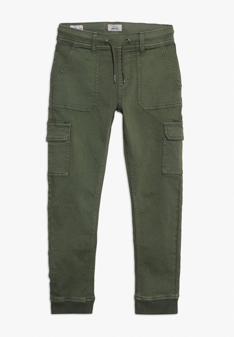 Pepe Jeans - CRASH - Cargohose - dark khaki