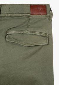 Pepe Jeans - CANYON - Cargobroek - military green - 3