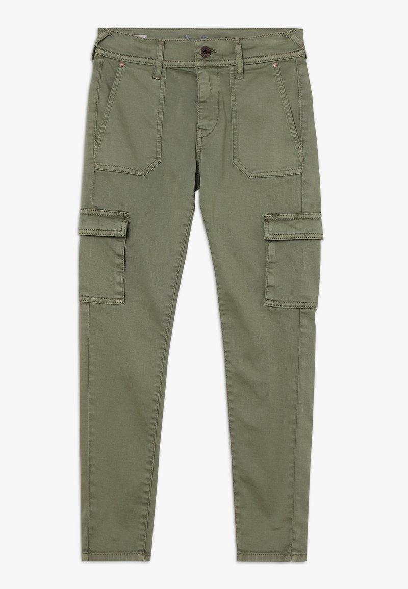 Pepe Jeans - CANYON - Cargobroek - military green