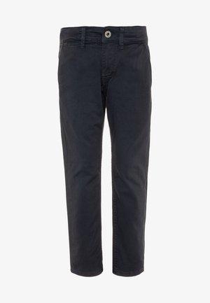 GREENWICH - Chino kalhoty - navy