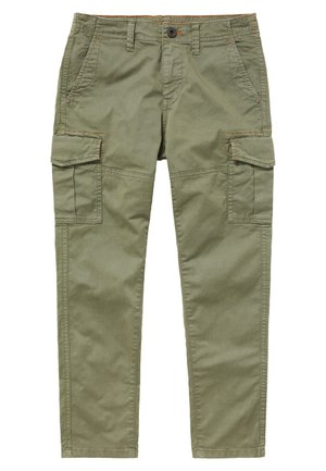 KNOX - Cargo trousers - safari