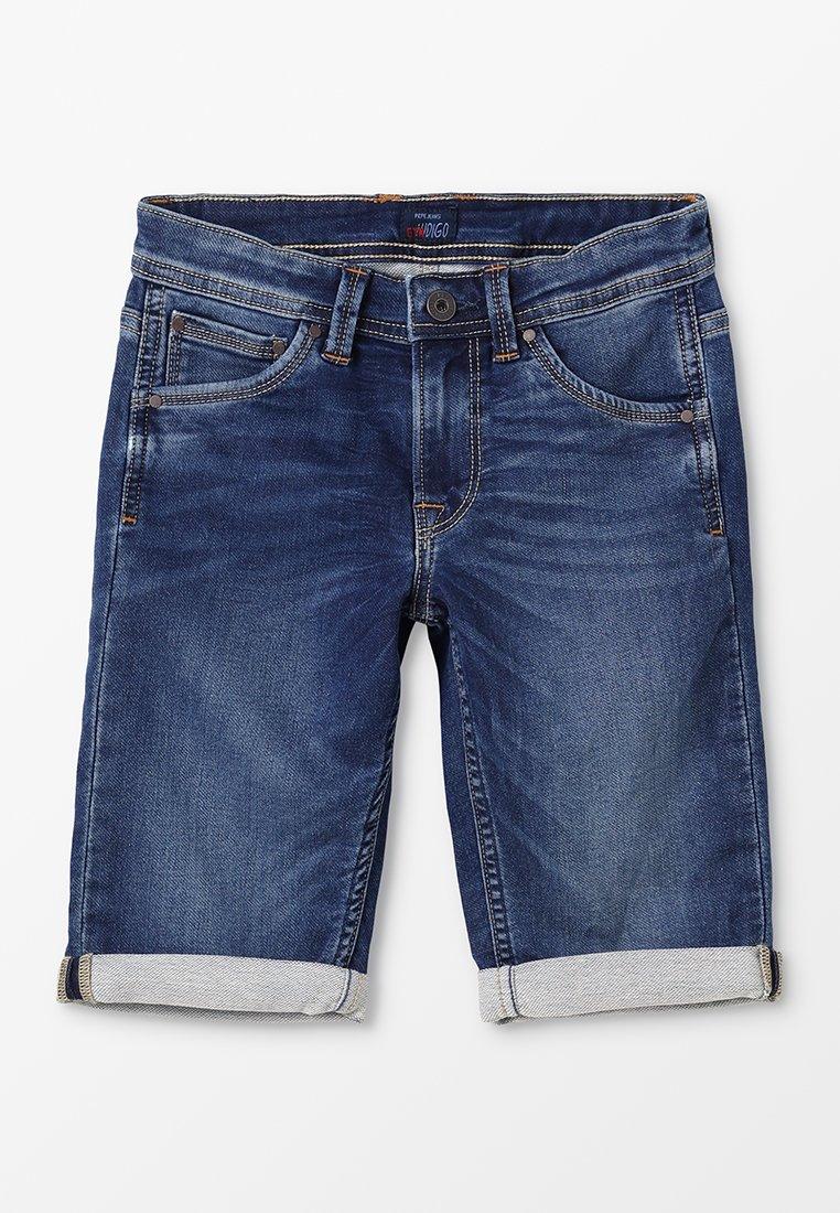 Pepe Jeans - CASHED - Jeans Short / cowboy shorts - denim