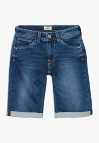 Pepe Jeans - CASHED - Denim shorts - denim - 0