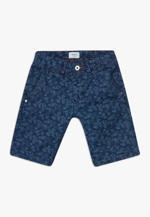 BLUEBURN YARROW - Shorts - indigo