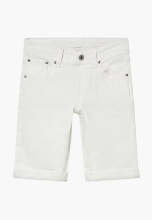 Shorts vaqueros - white denim