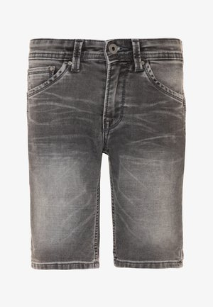 CASHED  - Shorts di jeans - denim