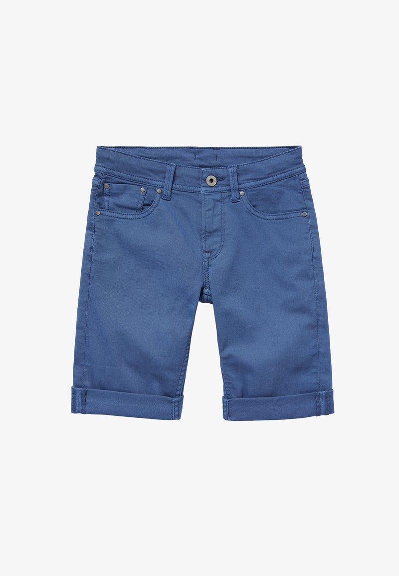 Pepe Jeans - Denim shorts - avedon blau
