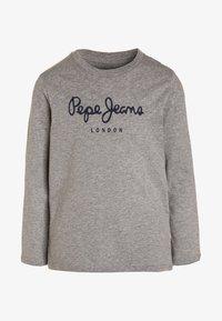 Pepe Jeans - NEW HERMAN  - Long sleeved top - grey marl - 0