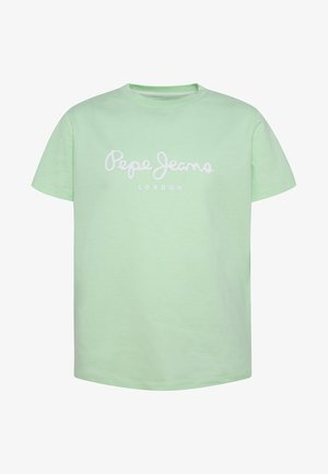 ART - Print T-shirt - menthol green