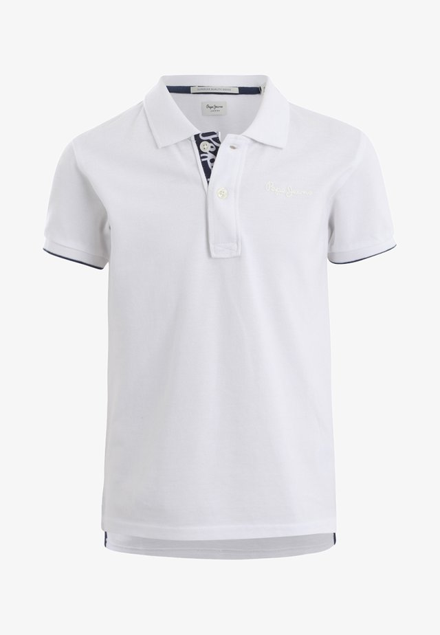 THOR - Polo - optic white