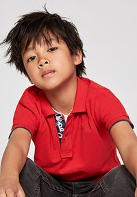 Pepe Jeans - THOR - Polo shirt - red - 3