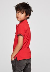 Pepe Jeans - THOR - Polo shirt - red - 2