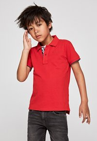 Pepe Jeans - THOR - Polo shirt - red - 1