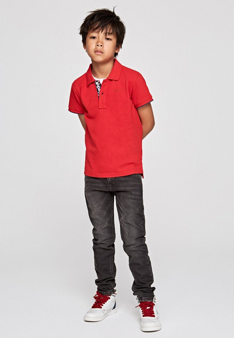 Pepe Jeans - THOR - Polo shirt - red