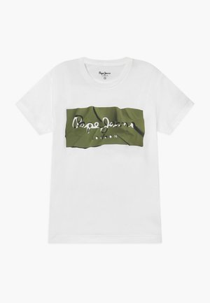 RAURY - Print T-shirt - safari