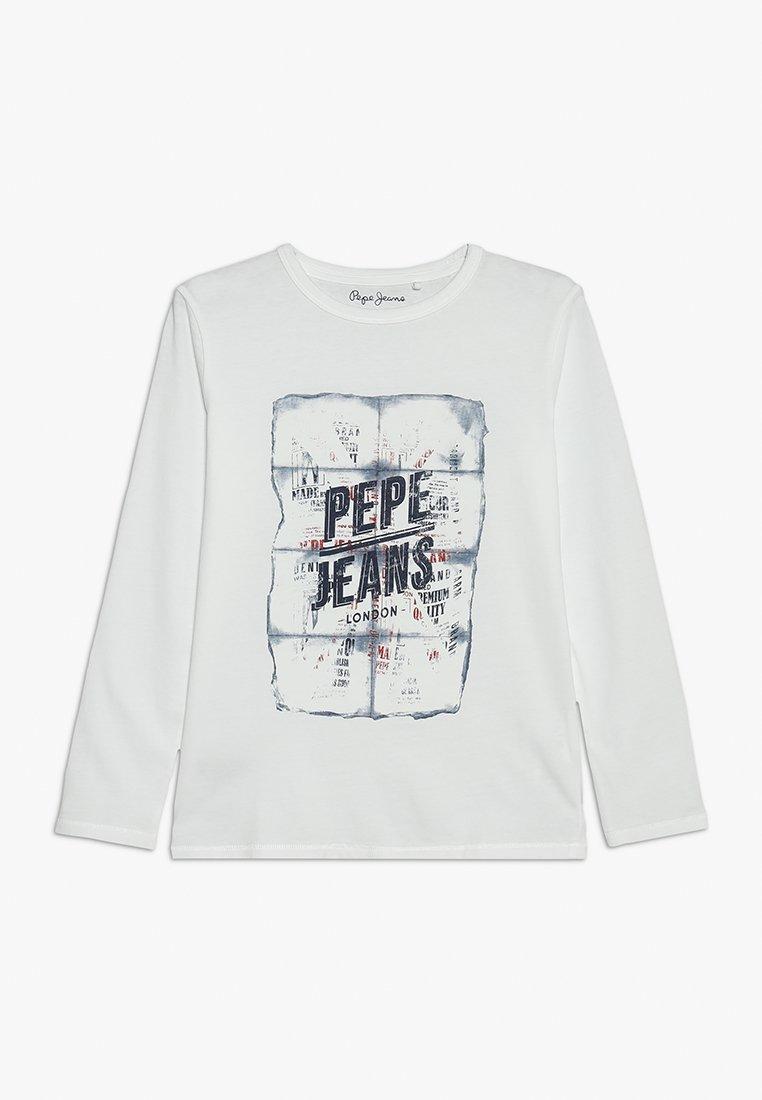 Pepe Jeans - CESAR - Longsleeve - optic white