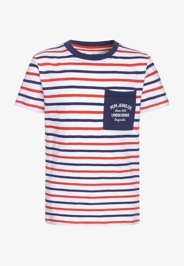 ARNOLD - Camiseta estampada - multicolor