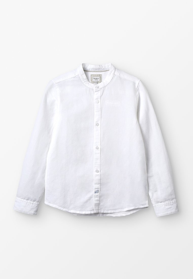 Pepe Jeans - DARRYL - Vapaa-ajan kauluspaita - white