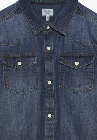 Pepe Jeans - ISAAC - Košile - indigo - 4