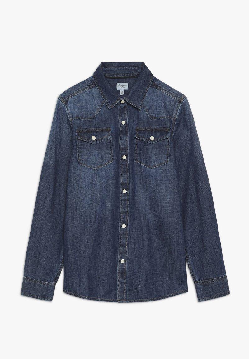 Pepe Jeans - ISAAC - Košile - indigo