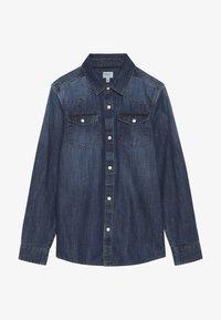 Pepe Jeans - ISAAC - Košile - indigo - 3
