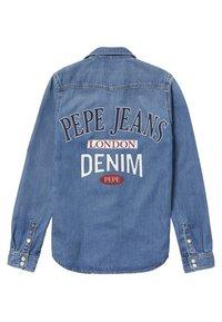 Pepe Jeans - KARSON BADGE - Overhemd - blue - 1
