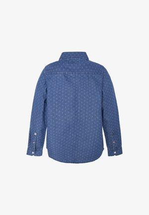 ASTHON - Shirt - indigo blau