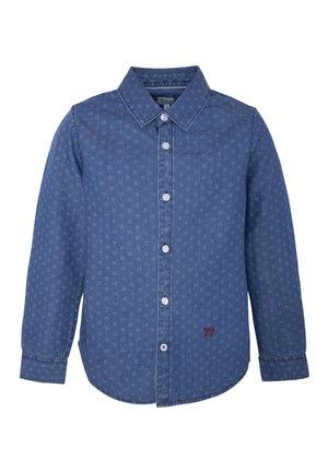 ASTHON - Koszula - indigo blau