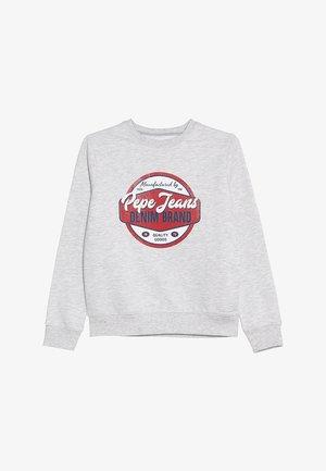 TRUMAN - Sweater - grey marl