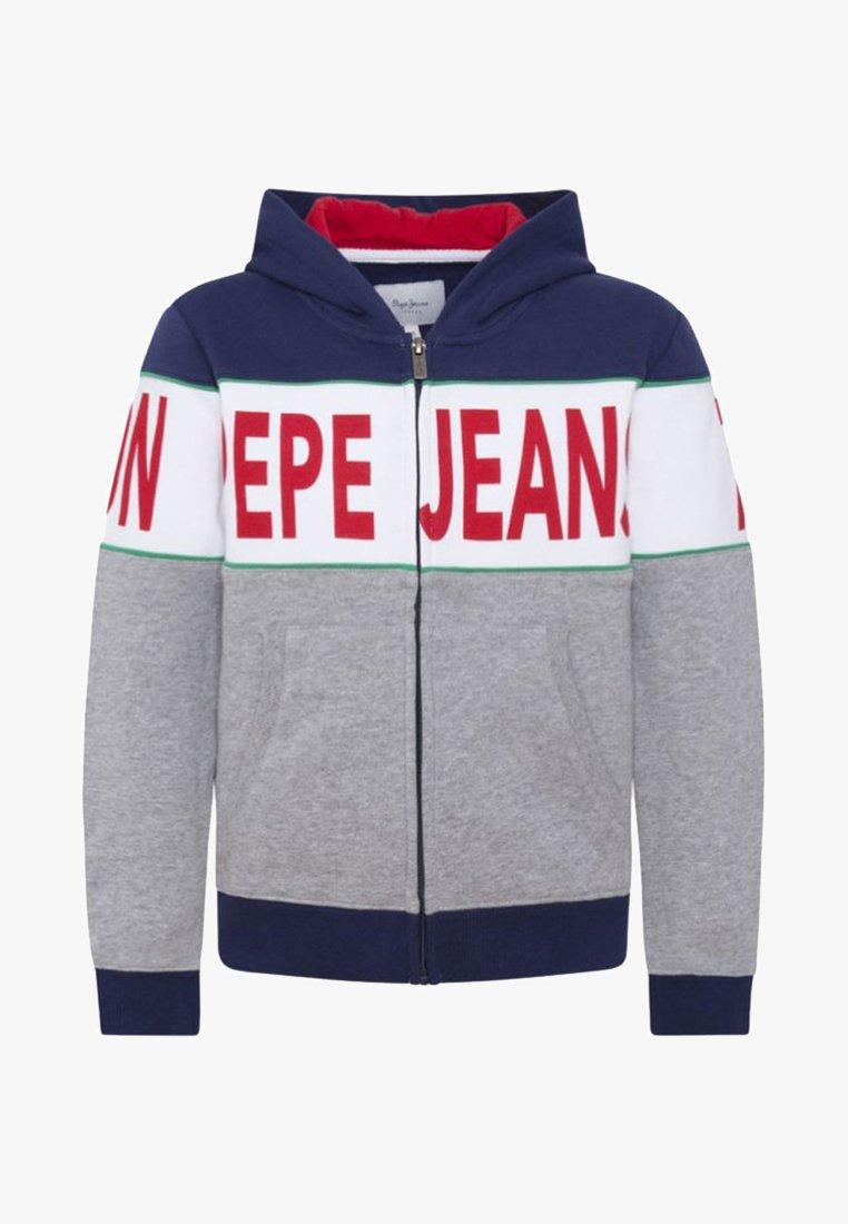 Pepe Jeans - TEO - Felpa aperta - multi-coloured