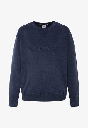 BILLIE - Sweater - blue