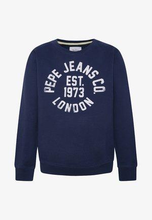 CADEN - Sweatshirt - blue