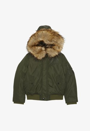 SEBASTIAN - Winter jacket - dark green