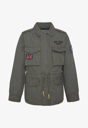 LIME - Summer jacket - khaki