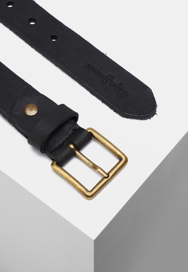 TELMA  - Belt - black