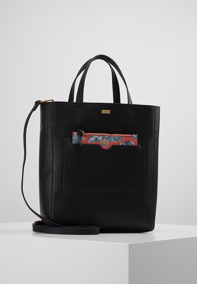 Pepe Jeans - JULIUM - Bolso shopping - black