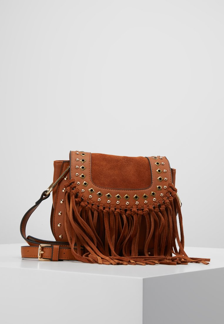 Pepe Jeans - ERIKA - Across body bag - sandstorm