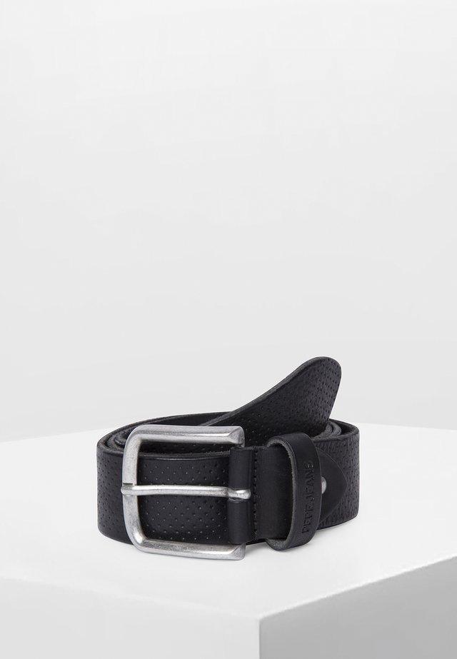 MOOR  - Belt - black