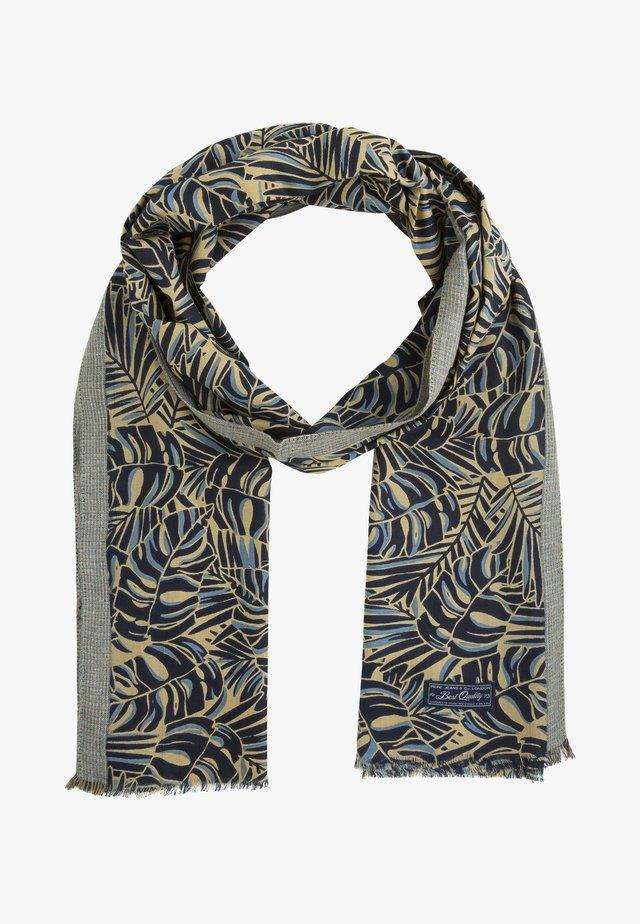 MANDA  - Sjaal - steel blue