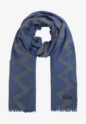 LAMU - Schal - steel blue