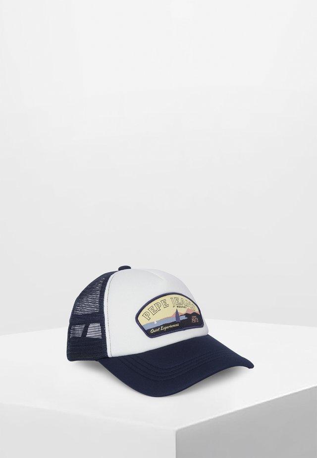 TIMER CAP - Gorra - dark blue