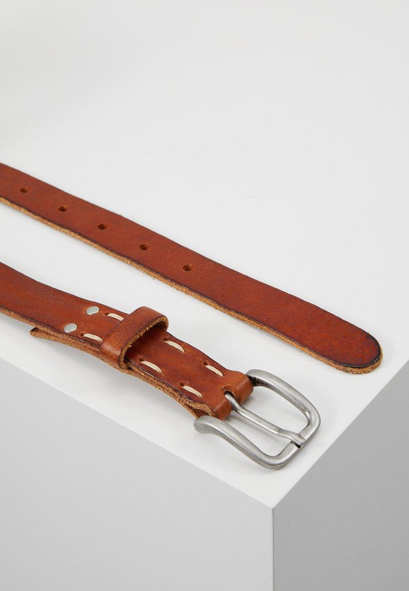 Pepe Jeans - IKER BELT - Gürtel - brown