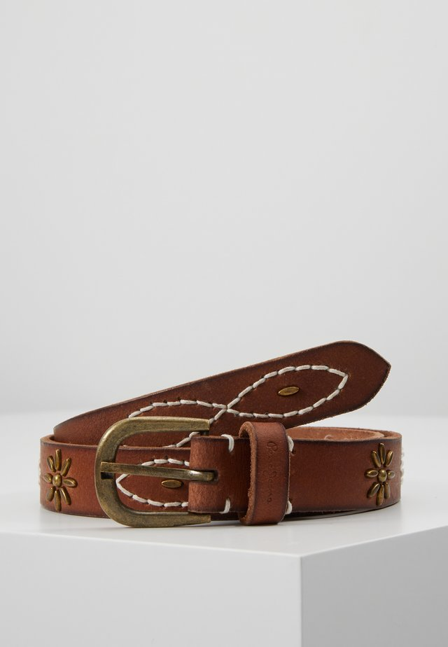 MONKU BELT - Belt - brown