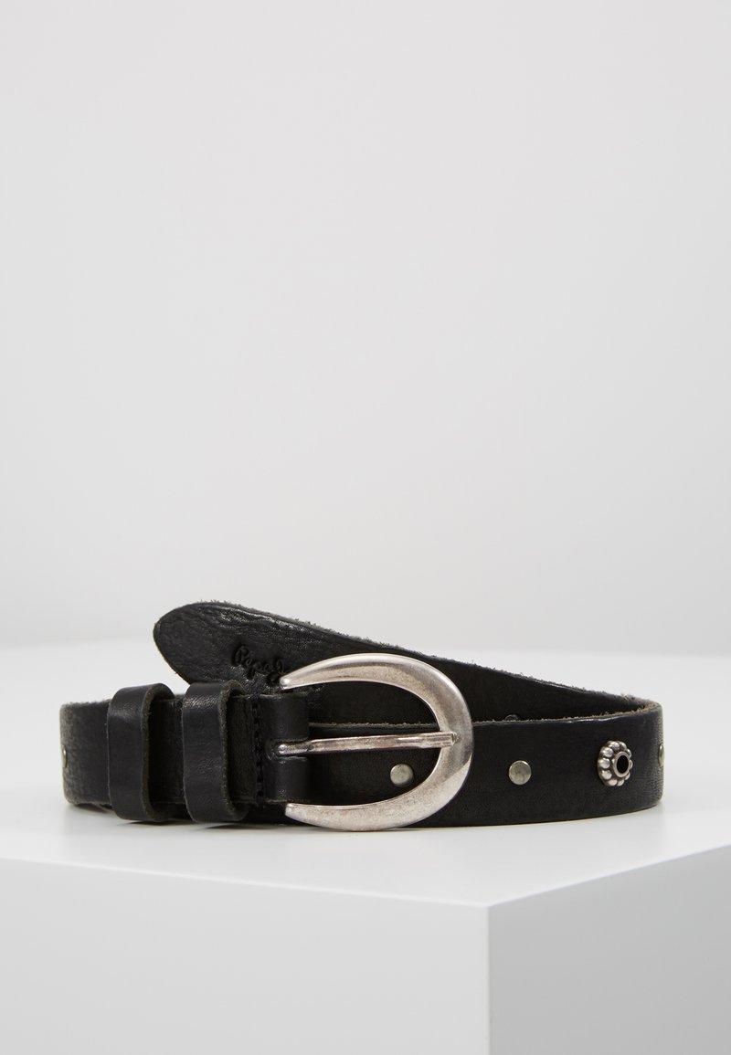 Pepe Jeans - STELLA BELT - Pásek - black