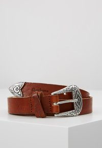 Pepe Jeans - BUCKLE BELT - Pásek - natural - 0