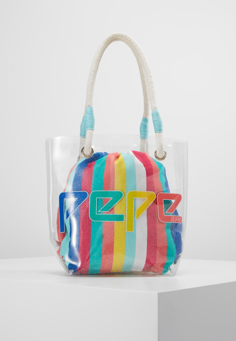 Pepe Jeans - TROPICAL BAG SET - Sportbeutel - multi coloured
