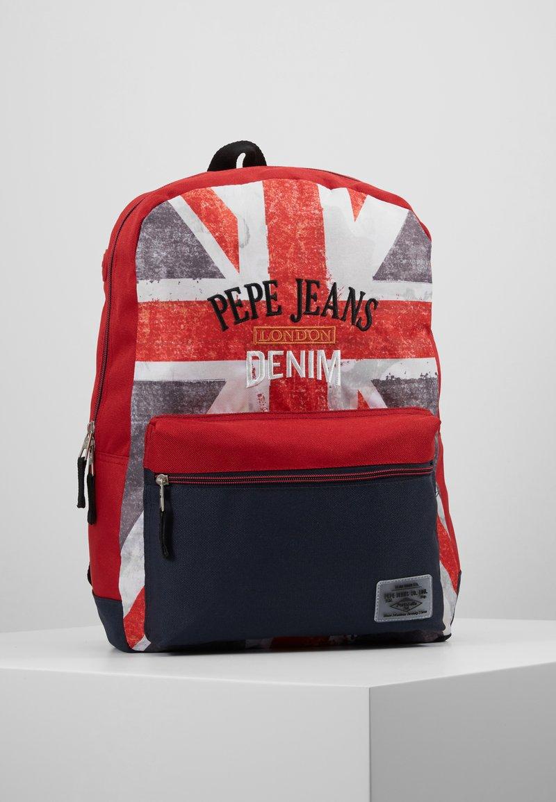 Pepe Jeans - CALVIN BACKPACK - Tagesrucksack - red